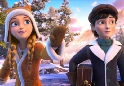 кадр из фильма Снежная Королева 3: Огонь и Лед