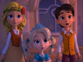 программа Телеканал О!: Снежная Королева: Хранители Чудес