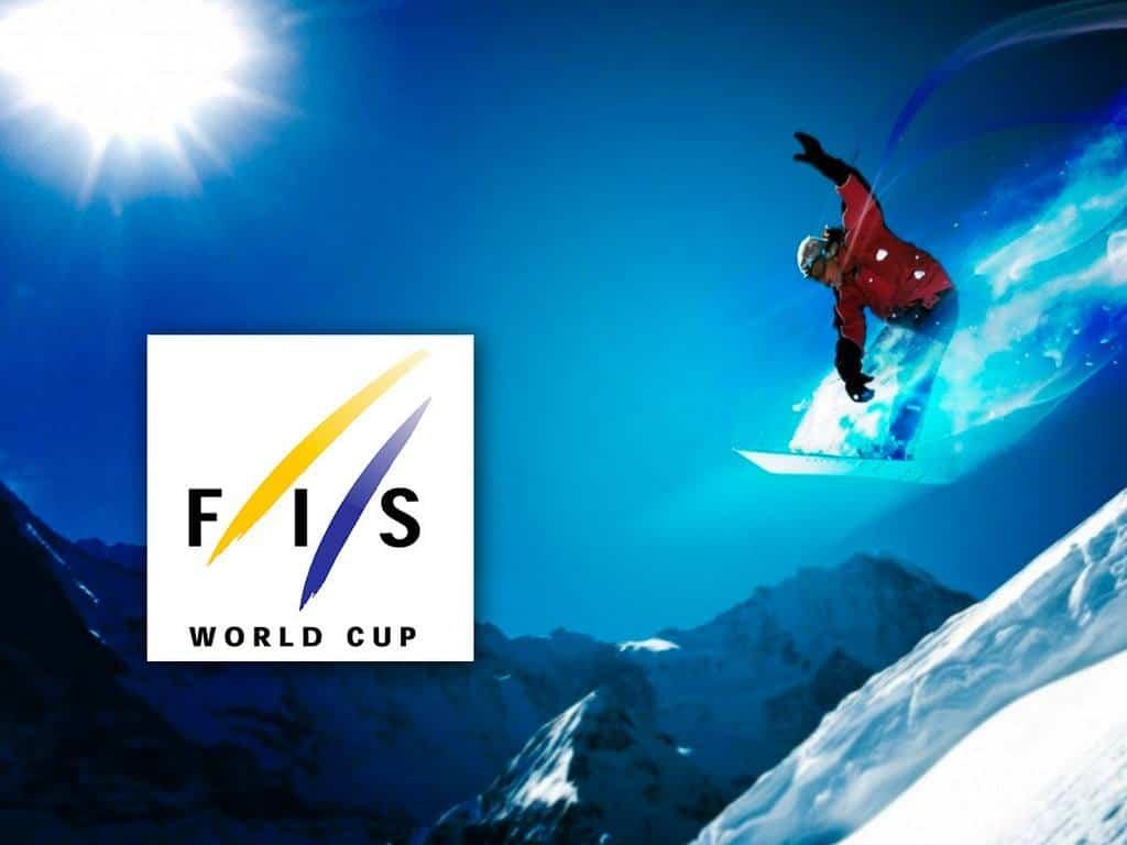 Сноуборд Кубок мира Модена Big Air в 01:35 на канале