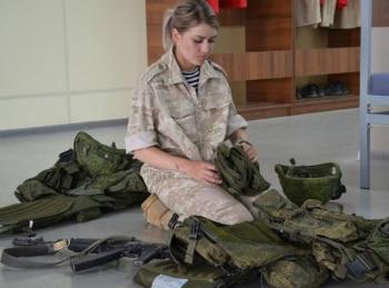 программа ТНТ: Солдатки 10 серия
