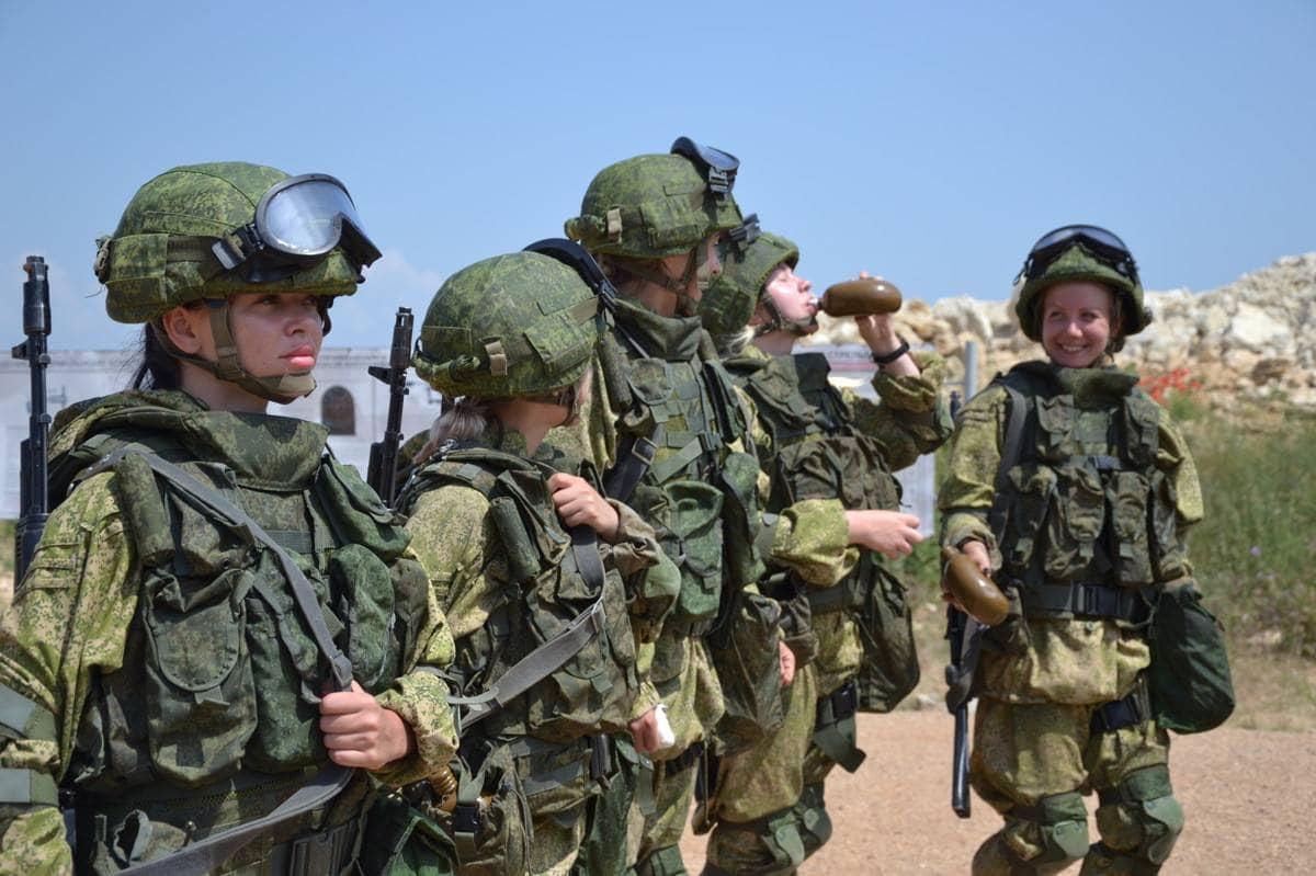 программа ТНТ: Солдатки 18 серия