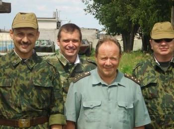 программа ЧЕ: Солдаты 5 серия