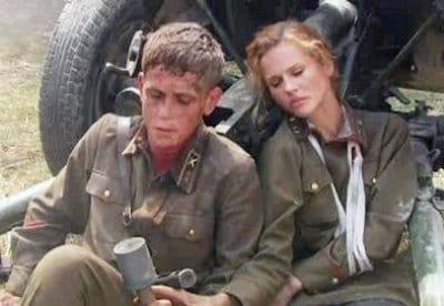 Владимир Гусев и фильм Сорокапятка