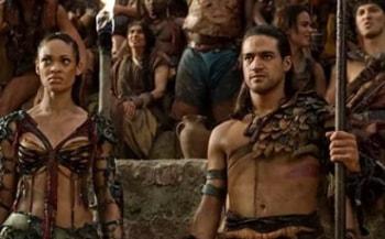 программа РЕН ТВ: Спартак: Кровь и песок Люди чести