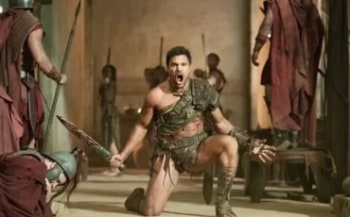 программа Sony Turbo: Спартак: Кровь и песок Старые раны