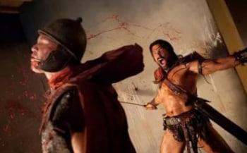 Спартак: Кровь и песок Враги Рима в 23:40 на РЕН ТВ