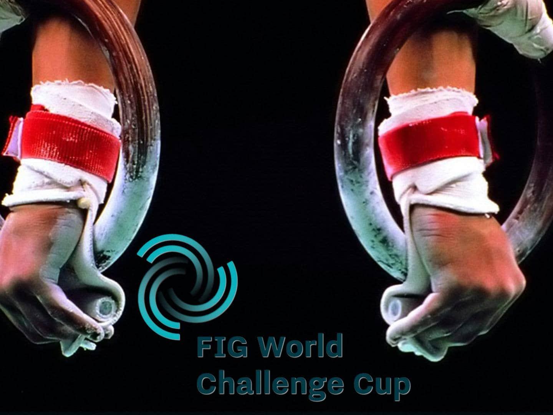 программа МАТЧ!: Спортивная гимнастика Мировой Кубок вызова Трансляция из Франции