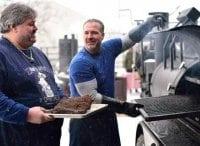 программа Food Network: Сражения на грилях