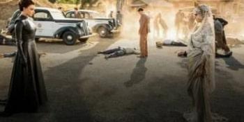 программа Amedia Premium: Страшные сказки: Город ангелов 5 серия