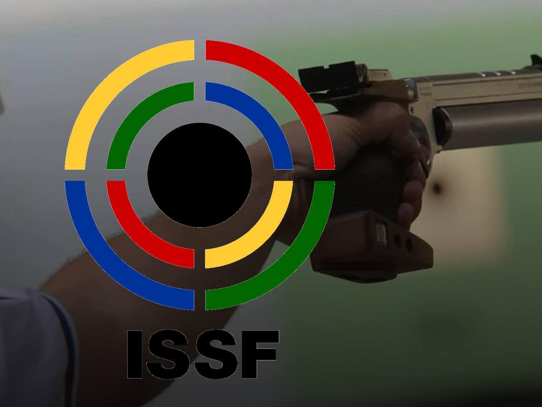 программа Матч Арена: Стрельба Чемпионат Европы Пневматическое оружие Пистолет Мужчины Трансляция из Польши