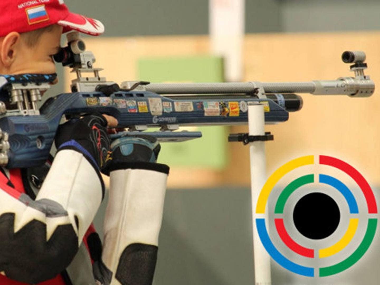 программа Матч Арена: Стрельба Чемпионат Европы Пневматическое оружие Винтовка Смешанные команды Трансляция из Польши