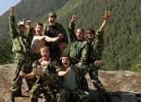 программа Русский Бестселлер: Стреляющие горы 3 серия