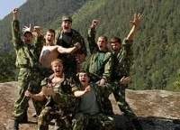 программа Русский Бестселлер: Стреляющие горы 4 серия