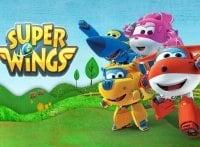 Супер Крылья: Джетт и его друзья Операция Айсберг в 11:10 на канале