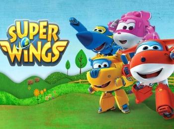 программа Карусель: Супер Крылья: Джетт и его друзья Щенки для принцессы