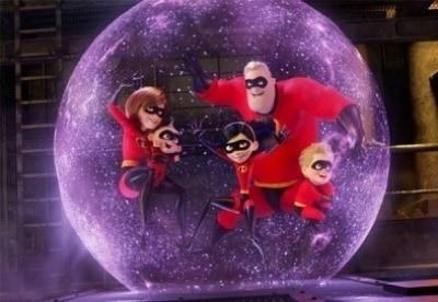 кадр из фильма Суперсемейка 2