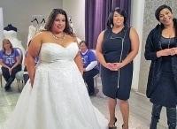 Свадебные платья XXL 1 серия в 15:00 на канале