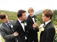 кадр из фильма Свадебный разгром