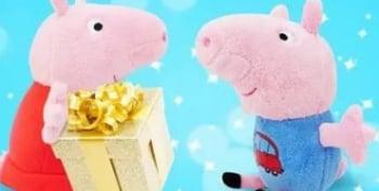 программа Nick Jr: Свинка Пеппа День рождения Джорджа