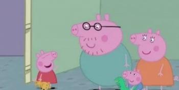 программа Карусель: Свинка Пеппа Гроза