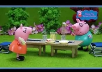 программа Карусель: Свинка Пеппа В саду