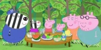 Свинка Пеппа Загадки в 00:03 на Nick Jr
