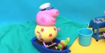 программа Карусель: Свинка Пеппа Замок ветров