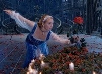 Татьяна Навка в ледовом шоу Аленький цветочек