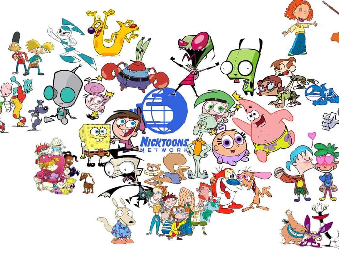программа Nickelodeon: Телегид Nickelodeon 24 серия