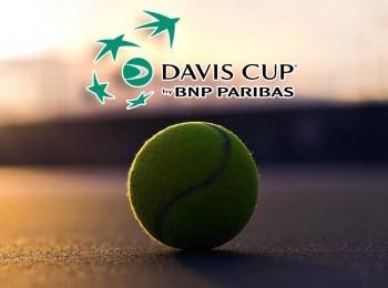 Теннис Кубок Дэвиса 1/4 финала Трансляция из Испании Прямая трансляция в 13:00 на канале