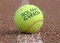 Теннис Ролан Гаррос Обзор в 14:45 на канале