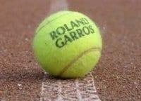 Теннис Ролан Гаррос Первый день Прямая трансляция в 11:55 на канале