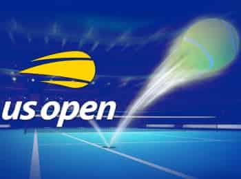 Теннис US Open Мужчины Полуфинал С комментатором в 04:00 на Евроспорт 2