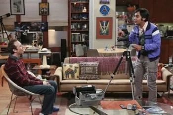 программа Paramount Comedy Russia: Теория большого взрыва Месть Индианы Джонса