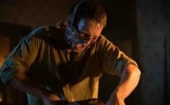 программа Киноужас: Техасская резня бензопилой: Кожаное лицо