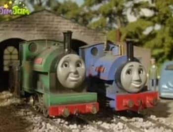 программа JimJan: Томас и его друзья Томас спасатель