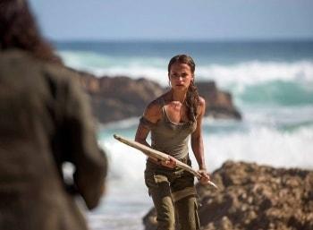 Tomb Raider: Лара Крофт в 21:45 на РЕН ТВ