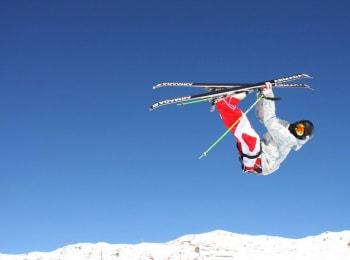программа Русский Экстрим: Total Fight Лыжный фристайл