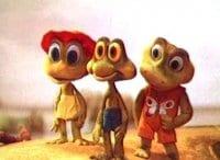 программа Карусель: Три лягушонка