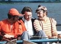 программа Родное кино: Трое в лодке, не считая собаки 1 серия
