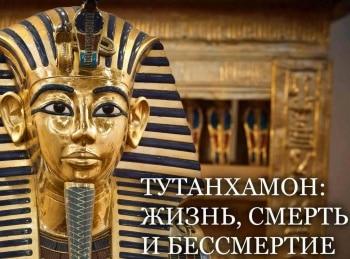 Тутанхамон: жизнь, смерть и бессмертие 3 серия в 20:45 на канале Культура