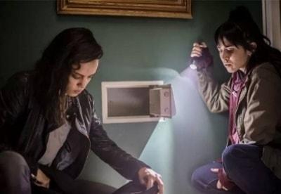 кадр из фильма Убежище дьявола