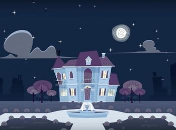 программа Рыжий: Удивительный дом профессора Амброзиуса 3 серия
