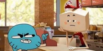 программа Cartoon Network: Удивительный мир Гамбола Лепестки
