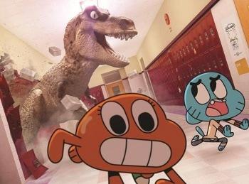 программа Cartoon Network: Удивительный мир Гамбола Прокрастинатор