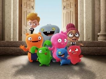 программа Киносемья: UglyDolls Куклы с характером