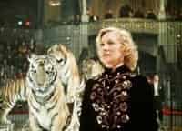 Укротительница тигров в 11:45 на ТВ Центр