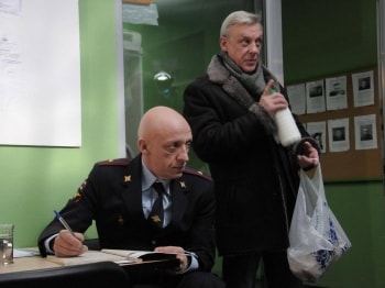 программа Русский Детектив: Улицы разбитых фонарей Врачебная тайна