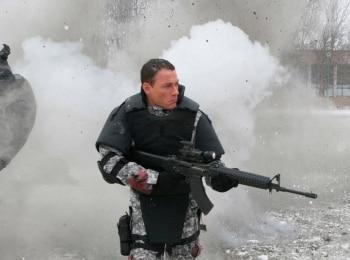 Универсальный солдат-3: Возрождение кадры