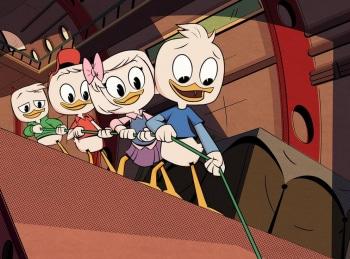 программа Канал Disney: Утиные истории Сезон 2 й